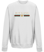 Load image into Gallery viewer, Boy Gang Kids Sweatshirt