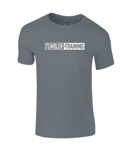 CIP: Tumbler in Training Kids T-Shirt