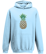 Load image into Gallery viewer, Pineapple Kids Hoodie