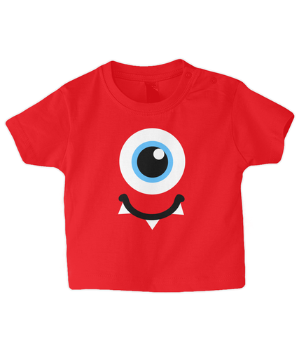 Monster Baby T Shirt