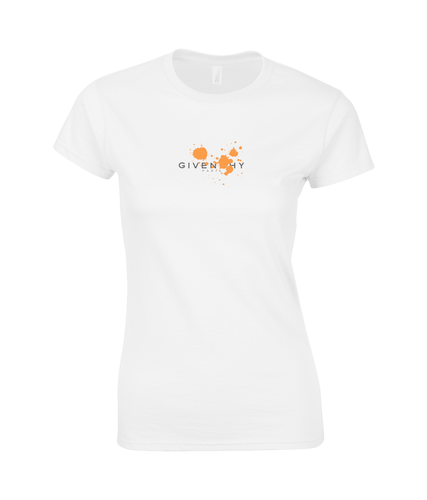 Splash Ladies Fitted T-Shirt