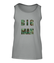 Load image into Gallery viewer, Big Man Mens Tank Top