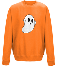 Load image into Gallery viewer, Ghost Kids Sweatshirt