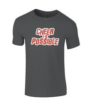 Load image into Gallery viewer, CIP: Cheer is Kids T-Shirt