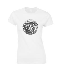 Medusa Ladies Fitted T-Shirt
