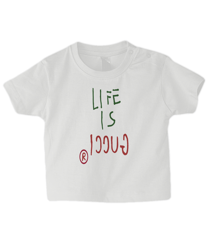 Life is... Baby T Shirt