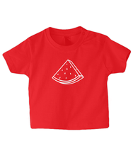 Load image into Gallery viewer, Watermelon Baby T Shirt