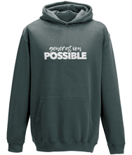 Load image into Gallery viewer, CIP: Gen Possible white Kids Hoodie