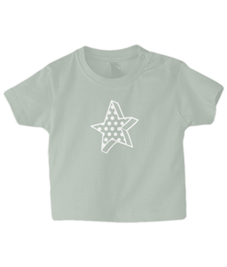 Lucky Star Baby T Shirt