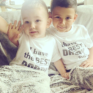 Best Daddy Kids T-Shirt