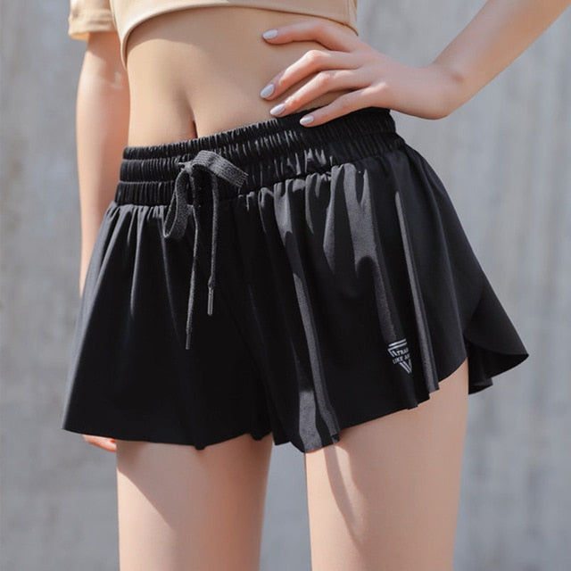 Skort: Fashionable 1-piece Shorts & Skirt