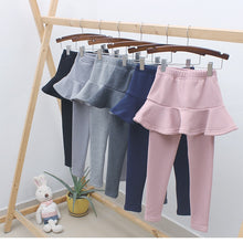 Load image into Gallery viewer, Girls Skirt Leggings for Toddler & Girls