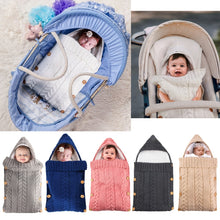 Load image into Gallery viewer, Cute Baby Wrap Swaddle Sleeping Bag
