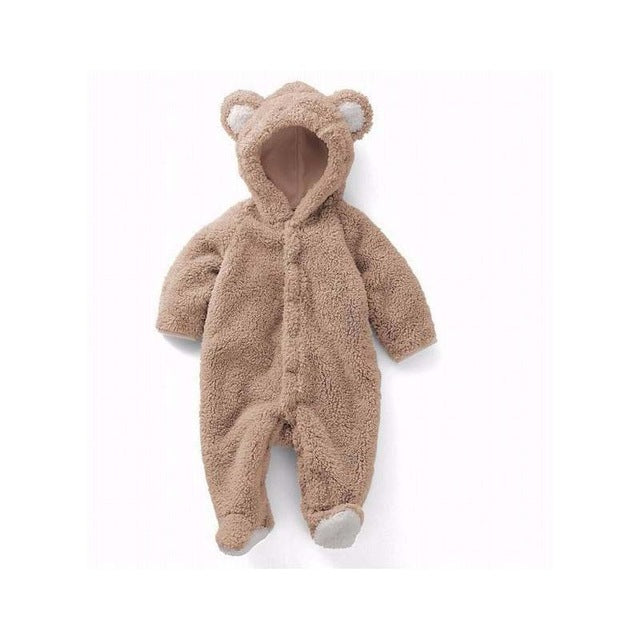 Bear Baby and Toddler Jumpsuit onesie Romper