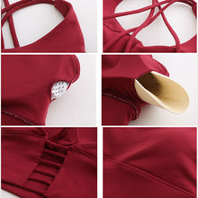 Load image into Gallery viewer, Trendy Sports Bra Top