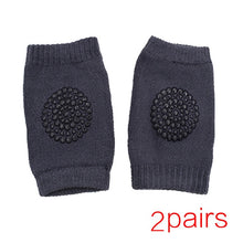 Load image into Gallery viewer, 2-pairs Soft Anti-slip Knee Pads for Baby