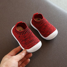 Load image into Gallery viewer, Baby / Toddler Fashionable Flyknit Prewalker Athletic shoes