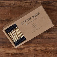 Load image into Gallery viewer, 200 pcs/Pack Eco Friendly Bamboo Cotton Buds
