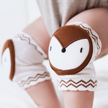 Load image into Gallery viewer, 1-pair Cute Soft Anti-Slip Knee Pads for Baby