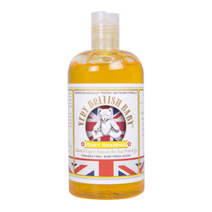 Very British Baby Shampoo