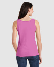 Load image into Gallery viewer, Cherry Blossom Ladies Tank Top