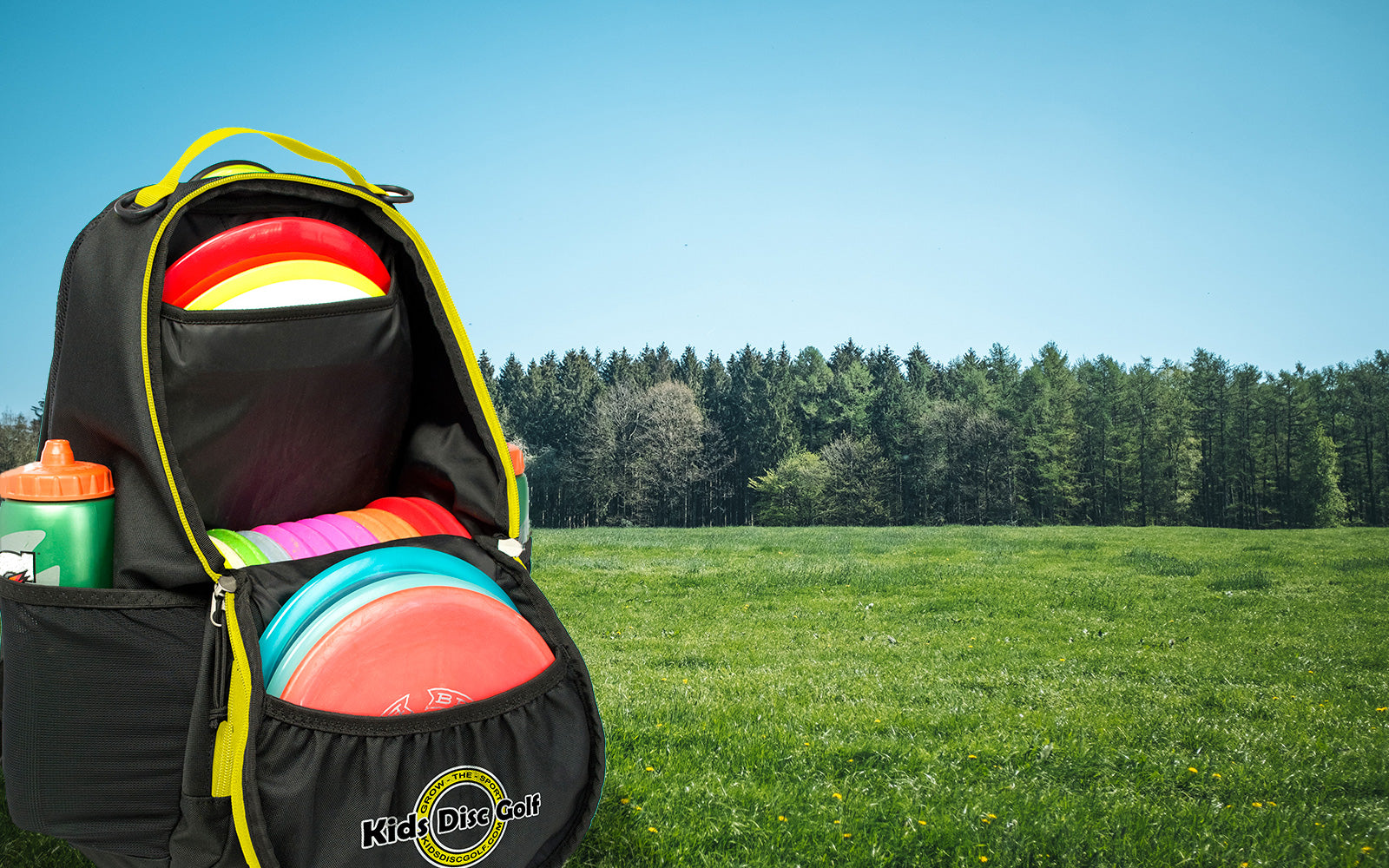 Kid's Disc Golf Bag