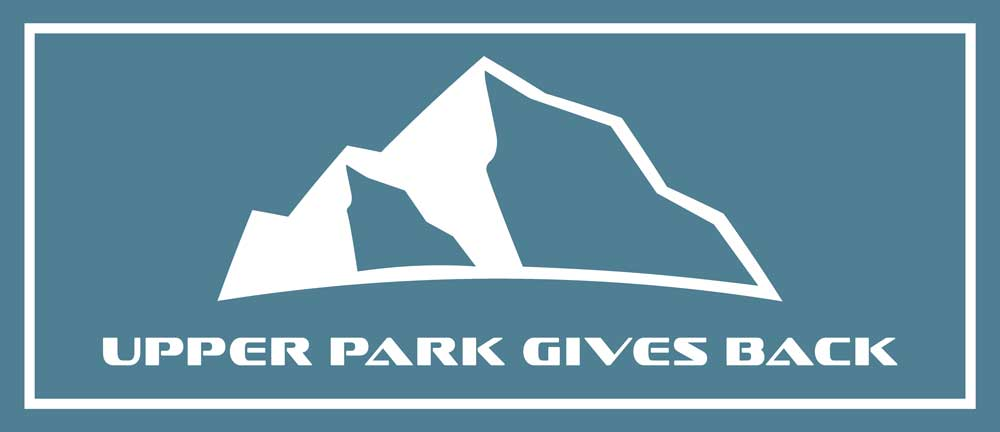 Upper Park Gives Back