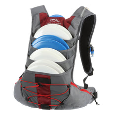 The_focus_disc_golf_backpack_bag_red