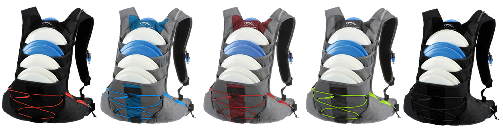 Focus disc golf backpack bag 2016 lineup