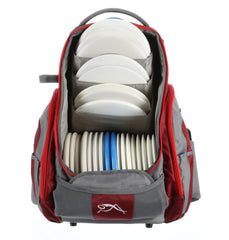 Rebel_disc_golf_backpack_bag_red