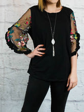 Top Anna - Black - The Ruby Lotus Boutique
