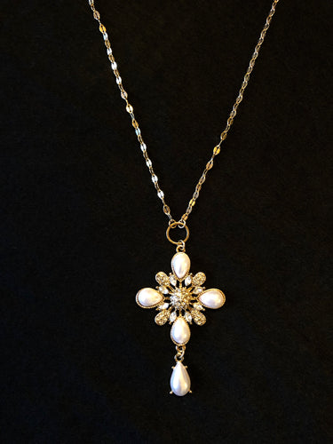Jewelry Rome - Medium Chain Necklace - The Ruby Lotus Boutique