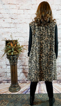 Outerwear Alexandra - Black and brown - The Ruby Lotus Boutique