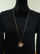 Jewelry Salzburg - Long Gold Necklace Set - The Ruby Lotus Boutique
