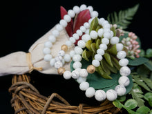Suva - Bracelet Set - White