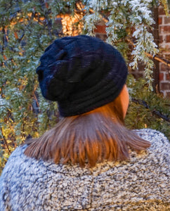 Hat Yukon - Black - The Ruby Lotus Boutique