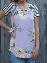 Top Robin - Lavender - The Ruby Lotus Boutique