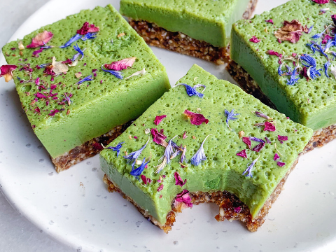 Matcha Magic Bars | Masuta Matcha Recipes