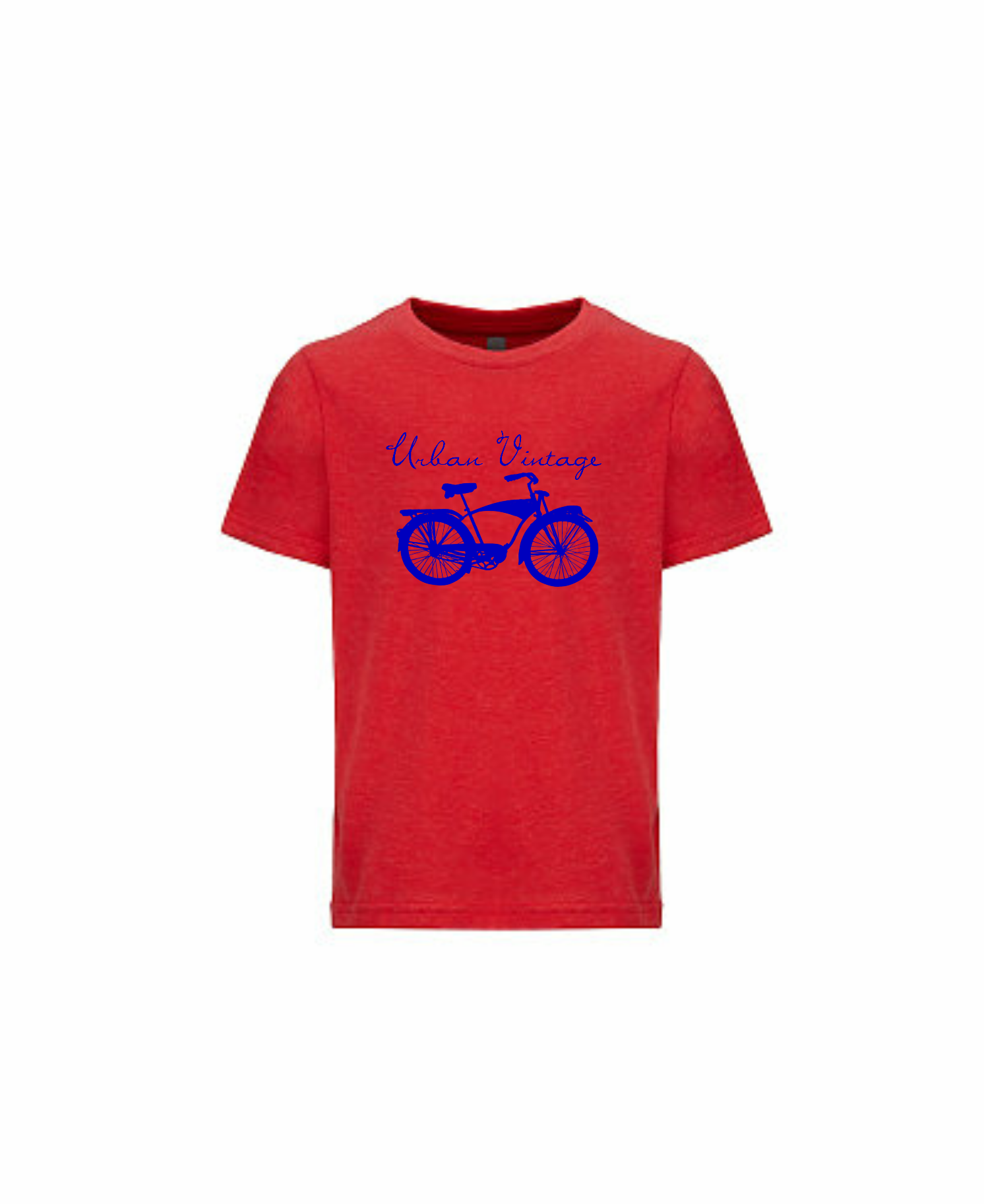 UV Boy's Playground T-Red/Blue