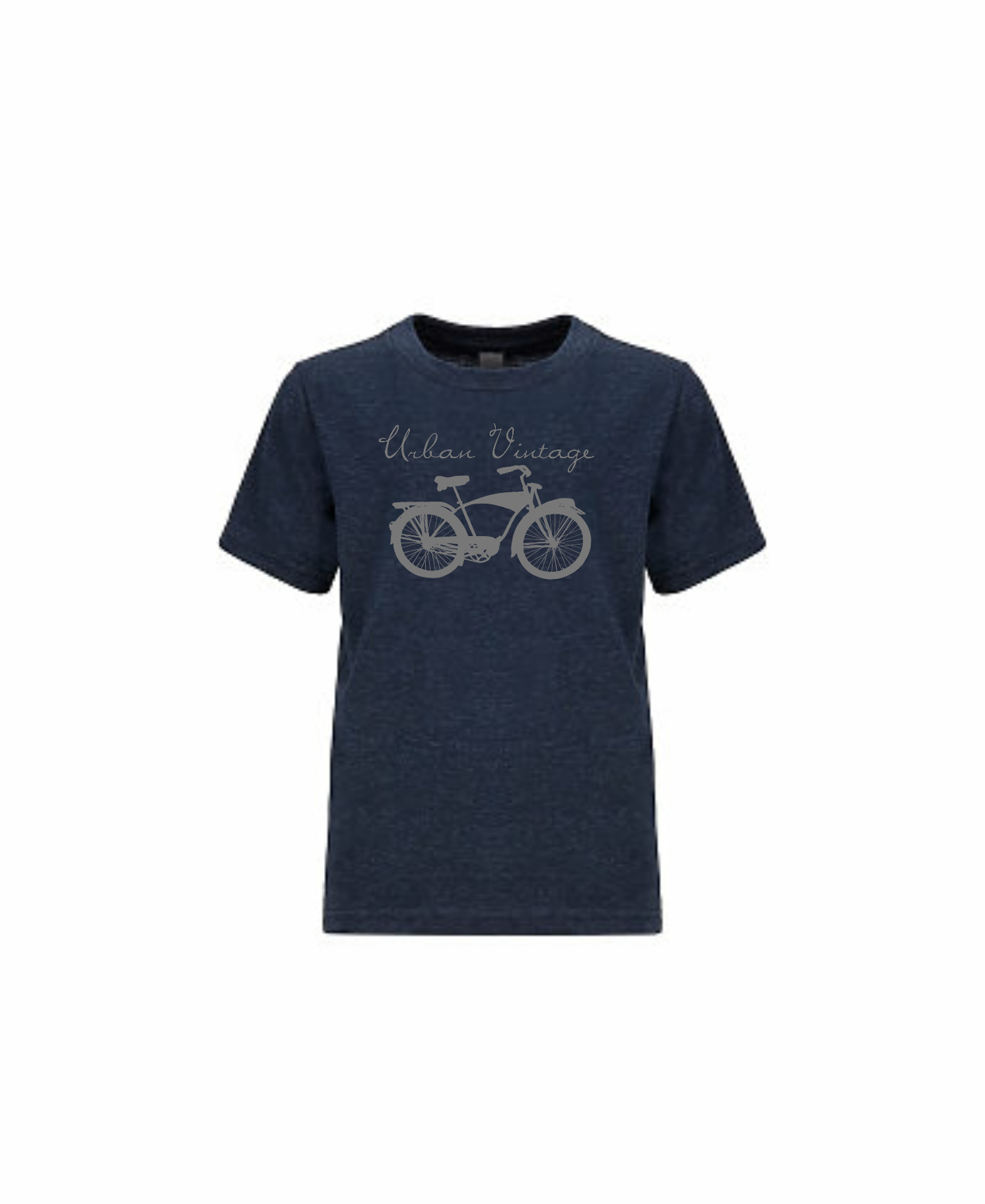 UV Boy's Playground T-Navy/Gray