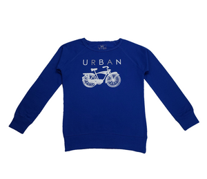 Urban Wide Neck Sweatshirt