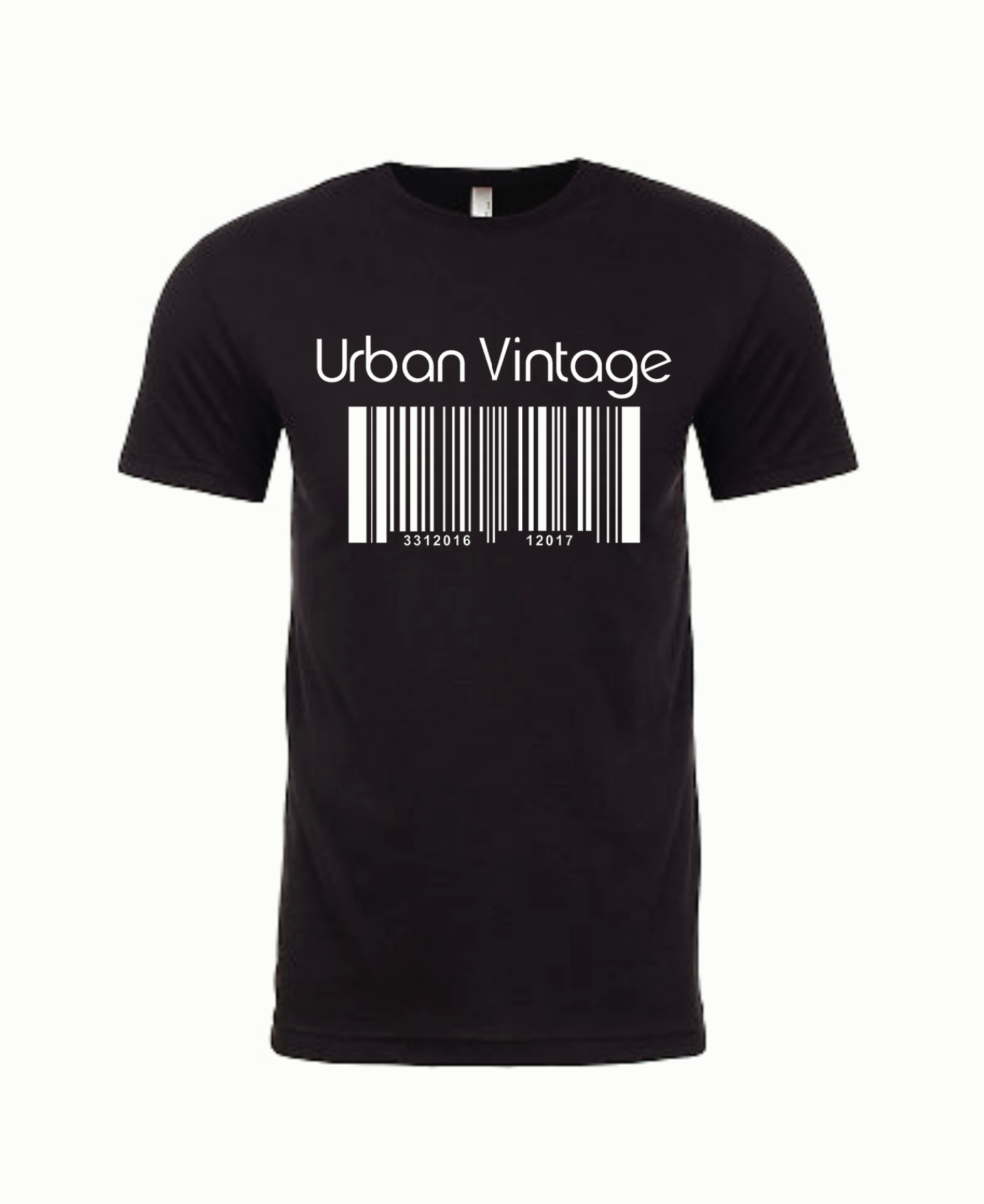 UVBC Basic T-Black/White