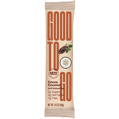 Good to go - Cacao et noix de coco