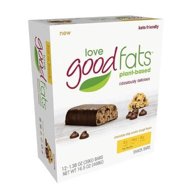 Love Good Fats - Pâte à biscuits et  pépites de chocolat