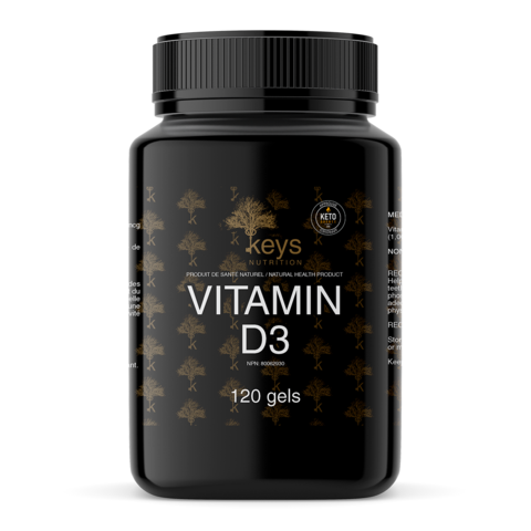 Keys-Nutrition-d3-vitamine-vitamin-keto-quebec