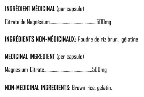 Keys-Nutrition_Magnesium-Citrate-90caps_nutritionnal-fact-keto-quebec