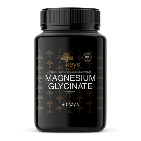 Keys-Nutrition_Magnesium-glycinate-90caps-keto-quebec
