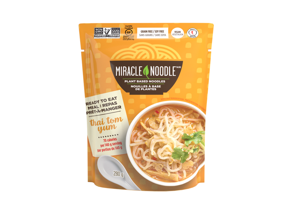 Miracle Noodle - Thai Tom Yum 280g