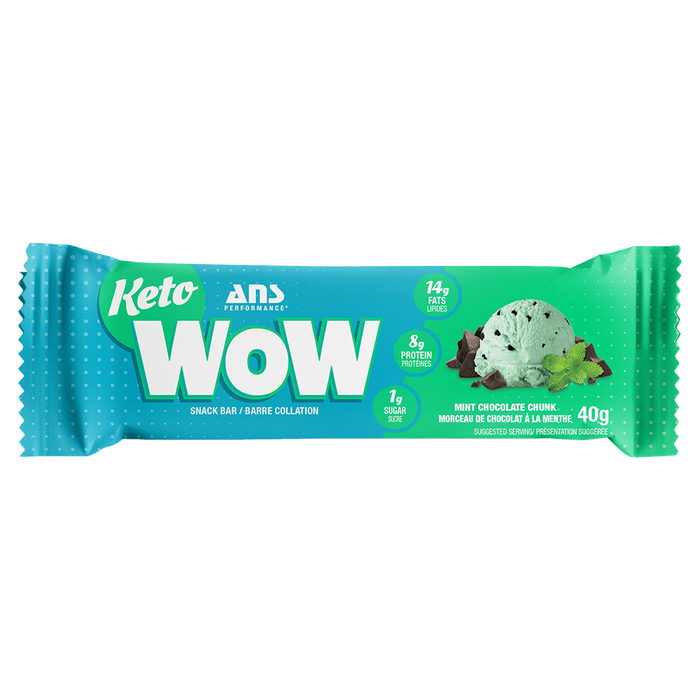 Ans Performance - Barre Keto WOW