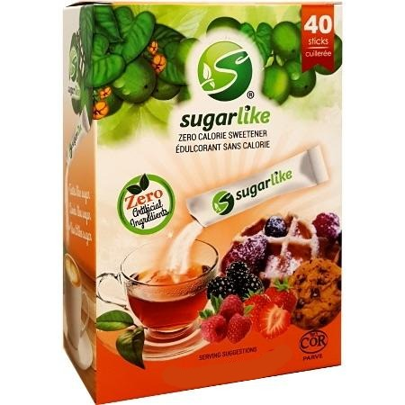 Sugar Like Substitut de sucre avec Fruit du Moine 112g/- Sugar Substitute with Fruit of the Monk (NT)